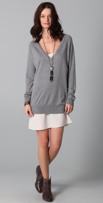 Joie Reza Sweater Dress