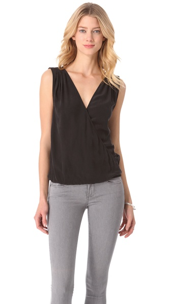 Joie Ziggy Silk Top