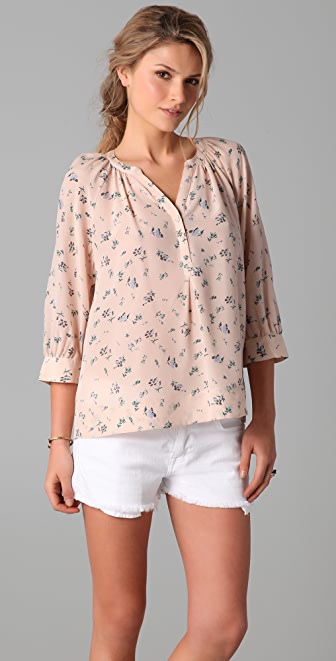 Joie Izzy Printed Top