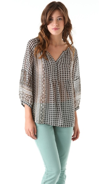 Joie Henry Blouse
