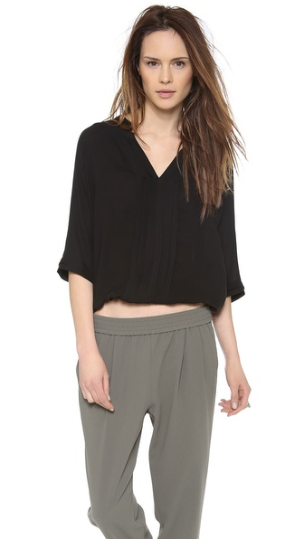 Joie Marru Top - Caviar at Shopbop / East Dane