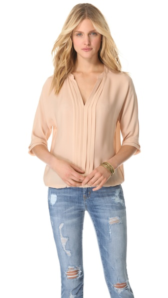 Joie Marru Top - Dusty Pink Sand at Shopbop / East Dane