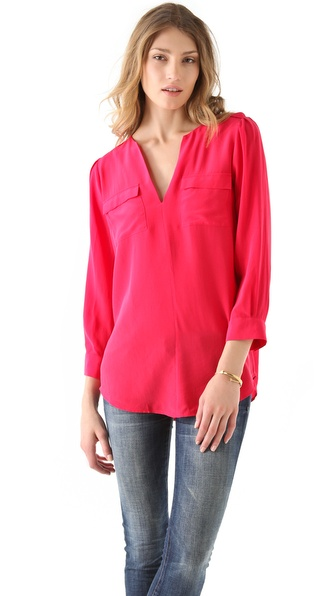 Joie Marlo Blouse