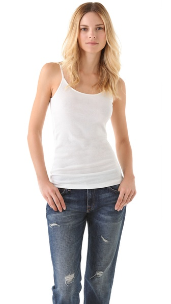 Joie Layering Tank - Porcelain at Shopbop / East Dane