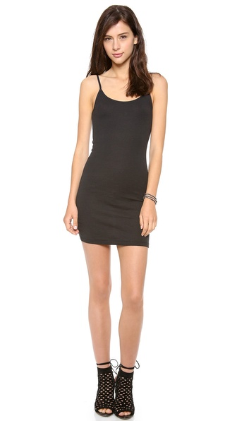 Joie Layering Slip Dress - Caviar at Shopbop / East Dane