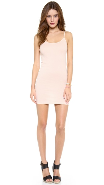 Joie Layering Slip Dress - Dusty Pink Sand at Shopbop / East Dane