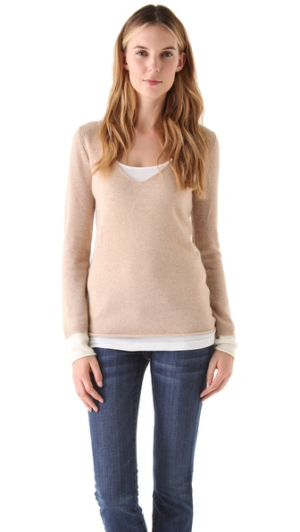 Joie Claudire Cashmere Sweater