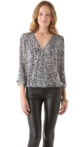 Joie Yogini Abstract Top