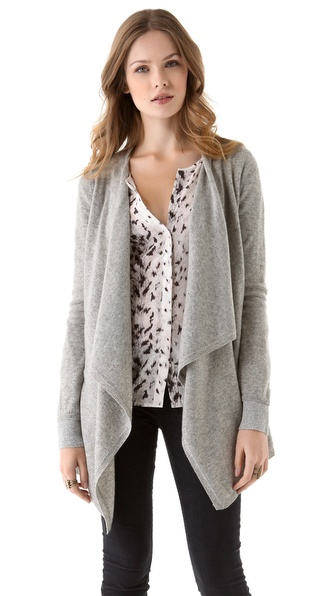 Joie Yoko Draped Cardigan