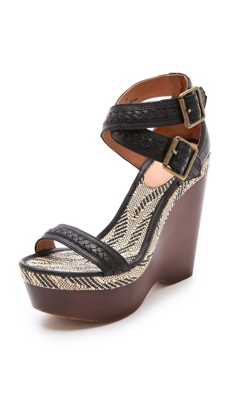 Joie Conchita Wedge Sandals