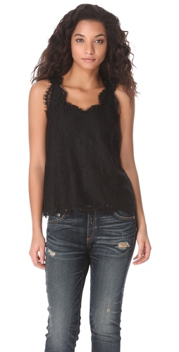 Joie Cina Lace Top at Shopbop.com