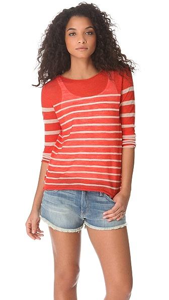 Joie Moanna Stripe Sweater