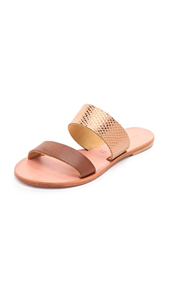Joie A La Plage Sable Slide Sandals