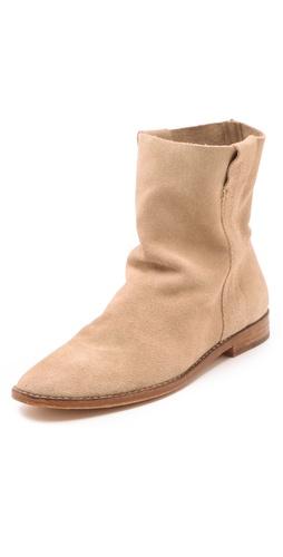 Joie Pinyon Flat Booties