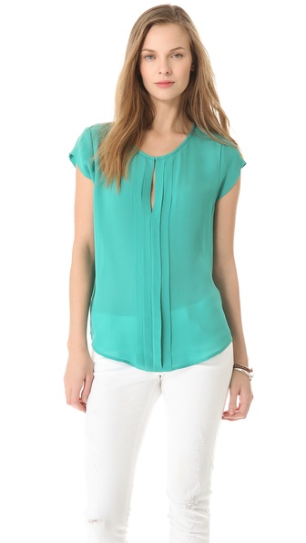 Joie Shanti Silk Top