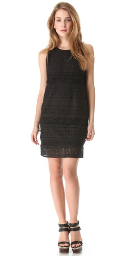 Joie Behati Eyelet Dress
