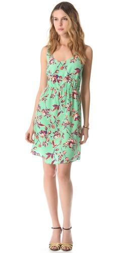 Joie Verdon Printed Dress