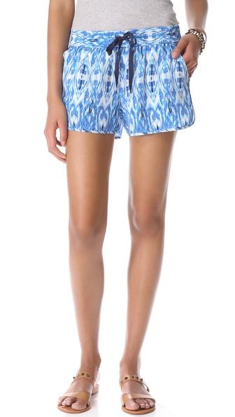 Joie Layana Silk Shorts