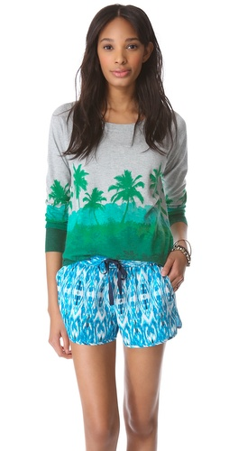 Joie Alexsa Intarsia Sweater