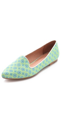 Joie Daydreaming Print Loafers
