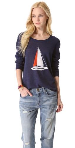 Joie Evaline Intarsia Sweater