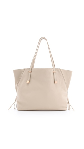 Joie Edie Zip Tote - Stone at Shopbop / East Dane