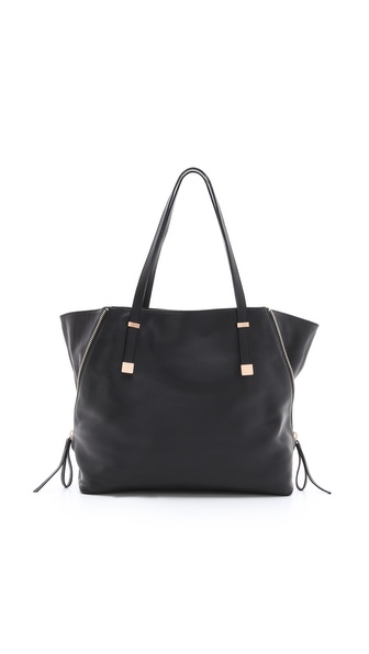 Joie Edie Zip Tote - Black at Shopbop / East Dane