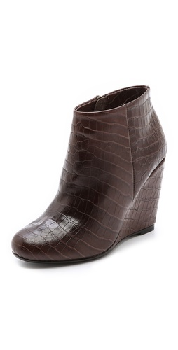 Joie Angela Wedge Booties at Shopbop / East Dane