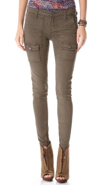 Joie So Real Skinny Jeans - Fatigue at Shopbop / East Dane