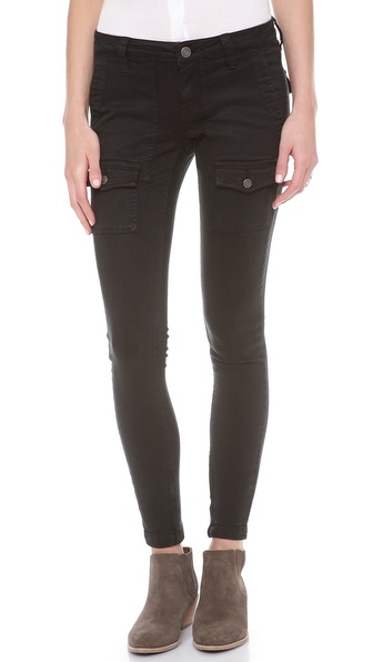 Joie So Real Skinny Jeans - Black at Shopbop / East Dane