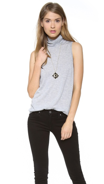 Joie Taffy Knit Turtleneck