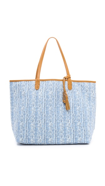 Joie Kennedi Tote - Dusty Chambray at Shopbop / East Dane