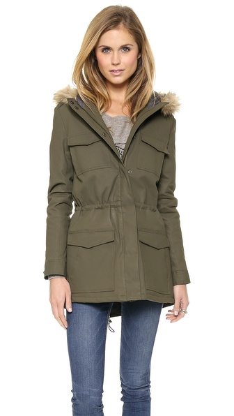 Joie Daley Coat