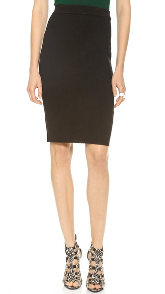 Jonathan Simkhai Stretch Pencil Skirt