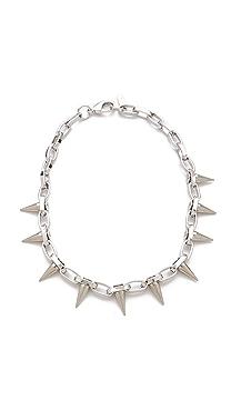 Joomi Lim Metal Luxe Spike Choker