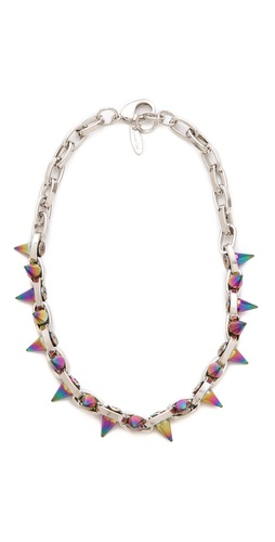 Joomi Lim Future Perfect Spike Choker at Shopbop.com