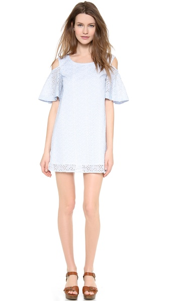 JOA Short Sleeve Dress