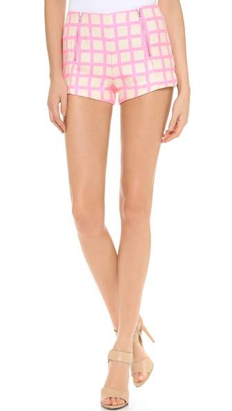 JOA Printed Shorts