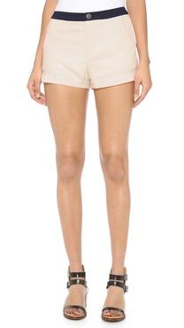 JOA Ivory Shorts