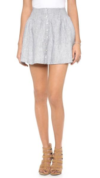 JOA A Line Skirt