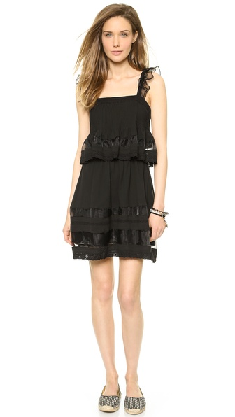 JOA Sleeveless Dress