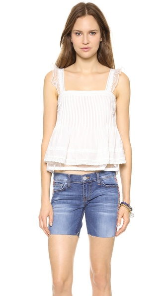 JOA Sleeveless Blouse