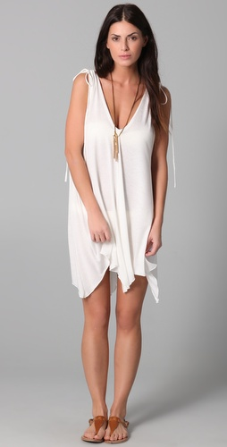 JOSA tulum Cross Cover Up Dress