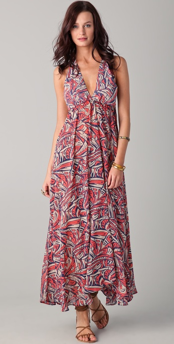 JOSA tulum Maxi Cover Up Dress