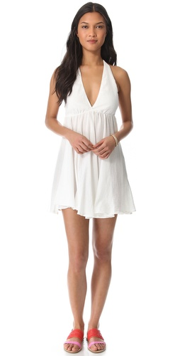 Shop JOSA tulum Mini Houston Cover Up Dress and JOSA tulum online - Apparel, Womens, Swim, Coverups,  online Store