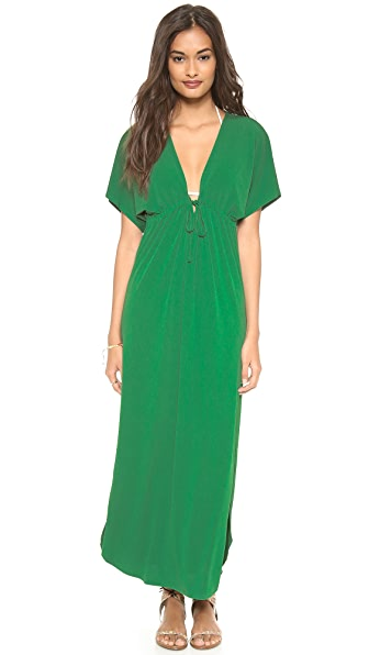 JOSA tulum Rustic Cover Up Dress