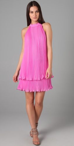 Joseph Margot Tiered Dress