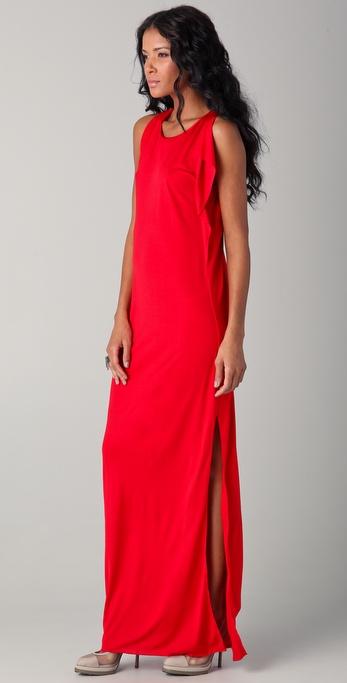Joseph Cuba Maxi Dress