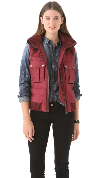 Joseph Cowell Puffer Vest