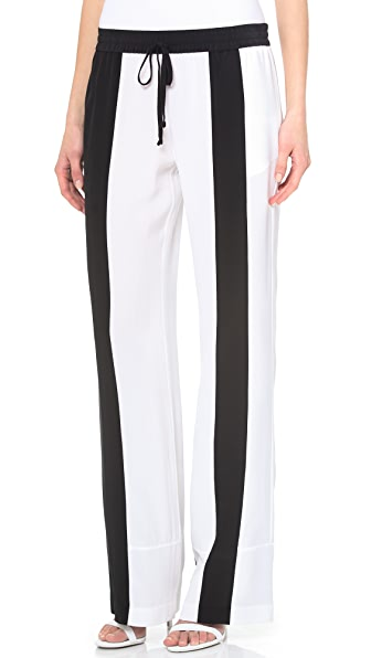 Joseph PJ Wide Leg Pants